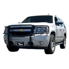 Aries 4065 Grille Guard for Chevrolet Avalanche/Suburban/Tahoe (Semi-gloss Black)