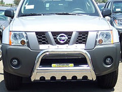 SteelCraft 74020B Bull Bar for Nissan Xterra/Pathfinder/Frontier (Black)