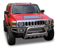 SteelCraft 70280 Bull Bar for Hummer H3/H3T (Stainless Steel)