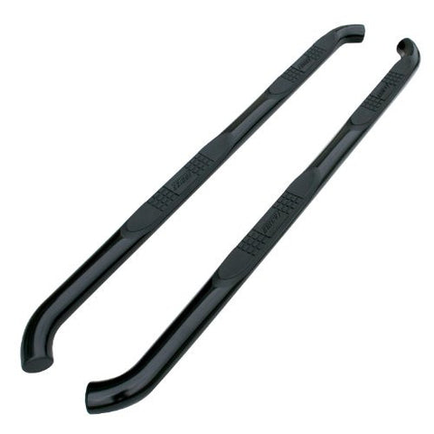 Aries 201002 Side Bars for Jeep LIBERTY (Semi-gloss Black)