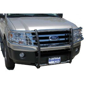 Aries 5053-2 Grille Guard (Metallic Finish)