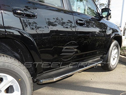 Steelcraft 133800 Running Boards For Toyota 4runner Polished