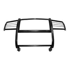 Aries 6053 Grille Guard for Honda Pilot (Semi-gloss Black)