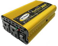 Go Power! GP300 Inverter - 300 Watt 12 VDC 110 VAC Modified Sine Wave