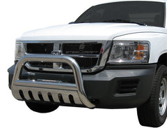 SteelCraft 72040 Bull Bar for Dodge Dakota (Stainless Steel)