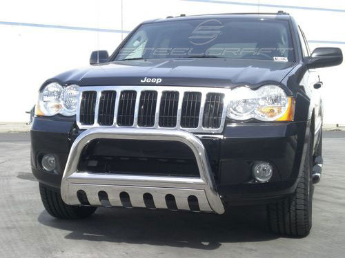 SteelCraft 72080 Bull Bar for Jeep Grand Cherokee ...