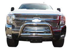 SteelCraft 75-70330 Bull Bar for Chevrolet Silverado, GMC Sierra (Stainless Steel)