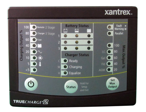 Xantrex 808-8040-01 Remote Panel - for TRUECharge2 Battery Chargers