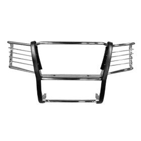 Aries 9049-2 Grille Guard for Nissan Pathfinder (Polished Stainless)