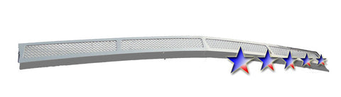 APS A76762T Mesh Grille for Cadillac DTS (Chrome) - Lower Bumper