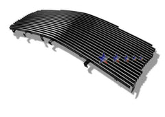 APS A85366A Aluminum Billet Grille for Cadillac Escalade (Polished) - Main Upper