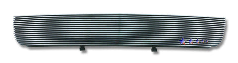 APS A86633A Aluminum Billet Grille for Cadillac DeVille (Polished) - Main Upper