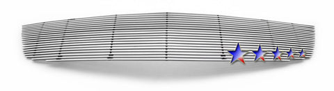 APS A86764A Aluminum Billet Grille for Cadillac DTS (Polished) - Main Upper