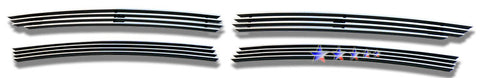 APS B65548A Aluminum Billet Grille for Audi Q7 (Polished) - Lower Bumper
