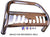 APS BB-NAK058S Bull Bar for Nissan Pathfinder (Polished)