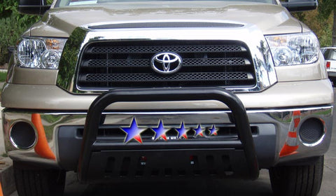 APS BB-TAK024B Bull Bar for Toyota Sequoia/Tundra (Black Powder Coated)