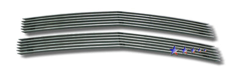 APS C65706A Aluminum Billet Grille for Chevrolet Blazer/C/K/Suburban/Tahoe (Polished) - Main Upper