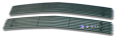 APS C65735A Aluminum Billet Grille for Chevrolet Blazer/C/K/Suburban/Tahoe (Polished) - Main Upper