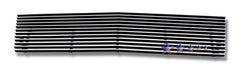 APS C85004A Aluminum Billet Grille for Chevrolet Blazer, GMC S-15 (Polished) - Main Upper