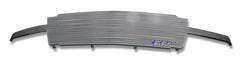 APS C85026A Aluminum Billet Grille for Chevrolet Avalanche/Silverado (Polished) - Main Upper