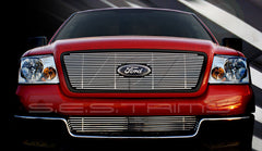 Trim Illusion CG103 Billet Grilles for Ford F-150 (Chrome Plated SS)