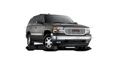 Trim Illusion CG105 Billet Grilles for GMC Yukon/Sierra (Chrome Plated SS)
