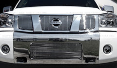 Trim Illusion CG106B Billet Grilles for Nissan Armada/Titan (Chrome Plated SS)