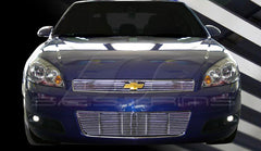 Trim Illusion CG143 Billet Grilles for Chevrolet Impala (Chrome Plated SS)