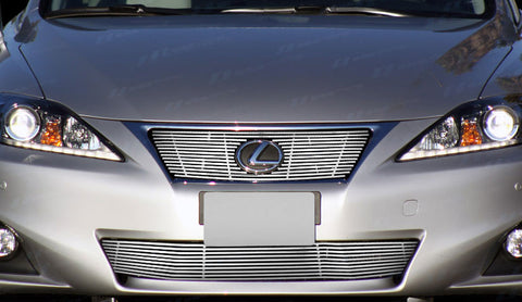 Trim Illusion CG213A/B Billet Grilles for Lexus IS (Chrome Plated SS)