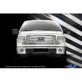 Trim Illusion CG216 Billet Grilles for Ford F-150 (Chrome Plated SS)