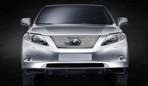 Trim Illusion CG227 Billet Grilles for Lexus RX (Chrome Plated SS)
