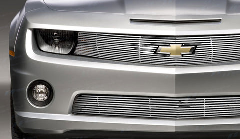 Trim Illusion CG228 Billet Grilles for Chevrolet Camaro (Chrome Plated SS)