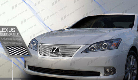 Trim Illusion CG230 Billet Grilles for Lexus ES (Chrome Plated SS)