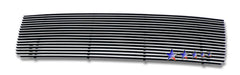 APS F85007A Aluminum Billet Grille for Ford Bronco/F-150/F-250/F-350 (Polished) - Main Upper