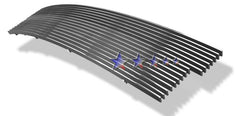 APS F85029A Aluminum Billet Grille for Ford Expedition/F-150/F-250 (Polished) - Main Upper