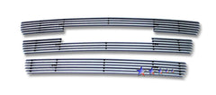 APS G66754A Aluminum Billet Grille for GMC Terrain (Polished) - Main Upper