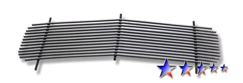 APS G85012A Aluminum Billet Grille for GMC C/K/Suburban/Yukon (Polished) - Main Upper