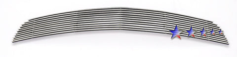 APS N66486A Aluminum Billet Grille for Nissan Murano (Polished) - Lower Bumper