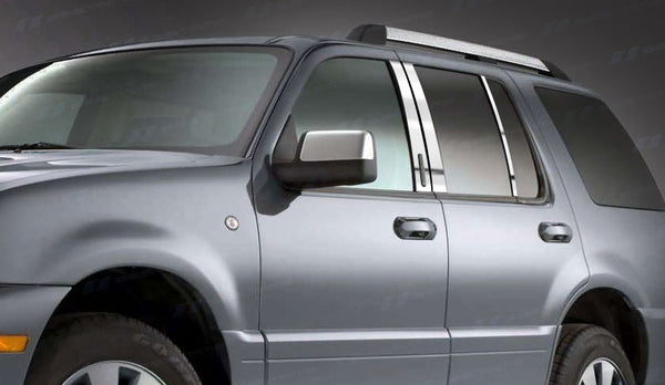Trim Illusion P101 Pillar Posts For Mercury Mountaineer