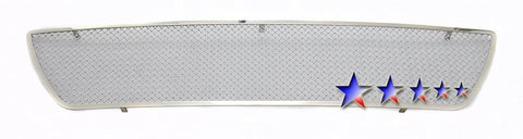APS T75147T Mesh Grille for Toyota 4Runner (Polished) - Main Upper