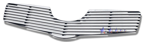 APS T95450R Perimeter Grille for Toyota Yaris (Polished) - Main Upper