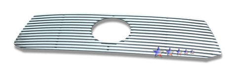 APS T96547R Perimeter Grille for Toyota Highlander (Polished) - Main Upper