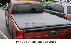 TonnoMax TC-MLC2665 Tonneau Cover Soft LocknRoll for Toyota Tundra (Black) - Fleetside