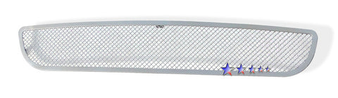 APS U77201T Mesh Grille for Mitsubishi Eclipse (Chrome) - Lower Bumper