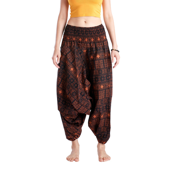 TIBET TRIBAL PANTS