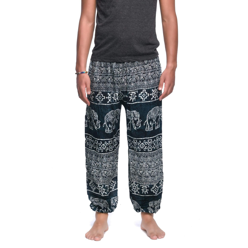 Colombo Pants Elepanta Men's Pants - Buy Today Elephant Pants Jewelry And Bohemian Clothes Handmade In Thailand Help To Save The Elephants FairTrade And Vegan