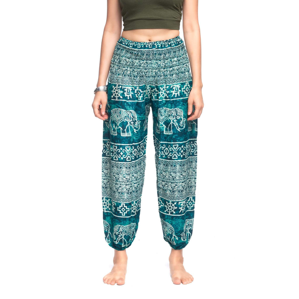 Colombo Pants Elepanta Women's Pants - Buy Today Elephant Pants Jewelry And Bohemian Clothes Handmade In Thailand Help To Save The Elephants FairTrade And Vegan