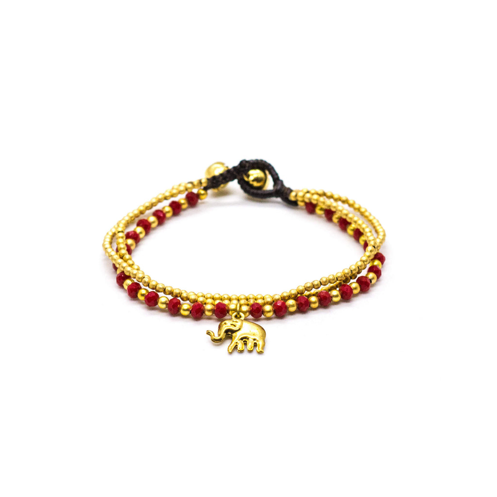 DELHI ELEPHANT BRACELET Elepanta Brass Bracelet | Jewelry - Buy Today Elephant Pants Jewelry And Bohemian Clothes Handmade In Thailand Help To Save The Elephants FairTrade And Vegan