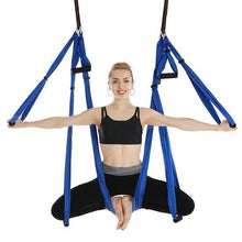 Load image into Gallery viewer, Aerial Yoga Hammock 6 Handles Strap