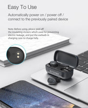 Load image into Gallery viewer, Blitzwolf BW-FYE4 True Wireless Stereo Earphone Earbuds bluetooth 5.0 Mini Headphone With Charging Box
